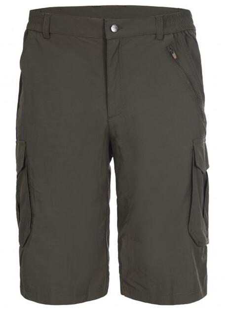 Icepeak Lusio Shorts Herrer, dark olive green